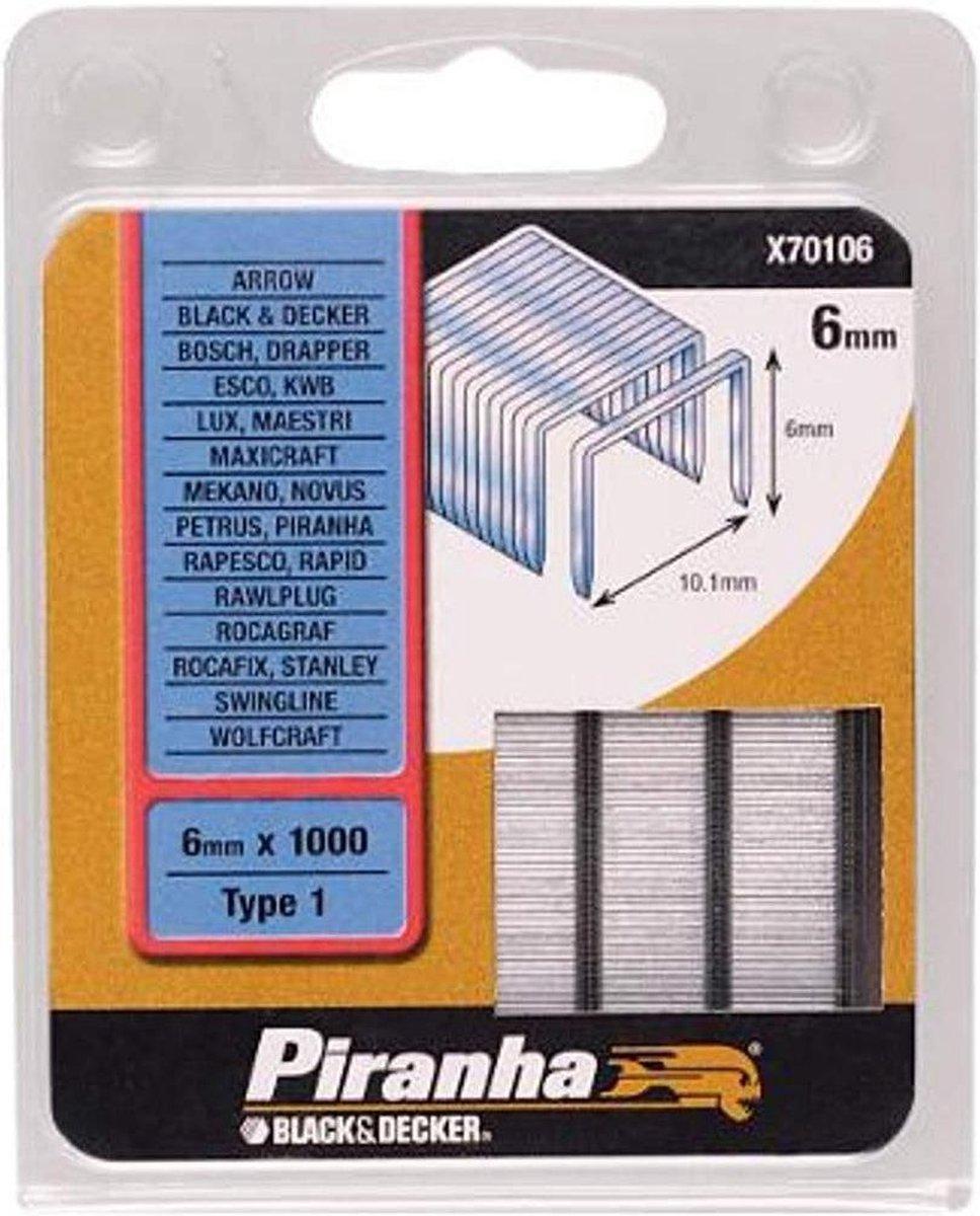 Piranha nieten X70106 - Piranha