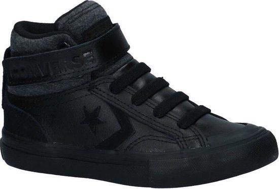 bol.com   Converse Pro Blaze Strap Hi Zwarte Sneakers Jongens 33