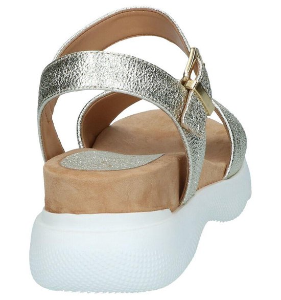 Gouden Sandalen Unisa Balder Dames 37 Lr4j1Z