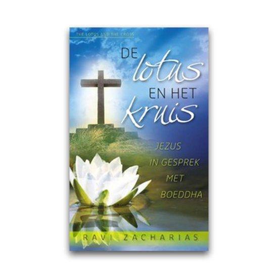 Cover van het boek 'De Lotus en het kruis' van R. Zacharias