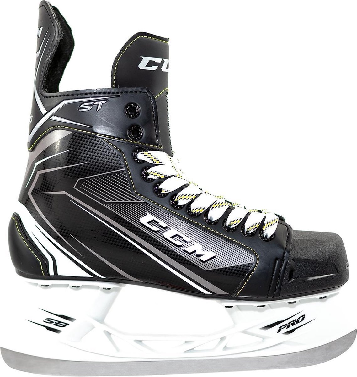 CCM IJshockeyschaatsen TACKS ST SR Zwart 44