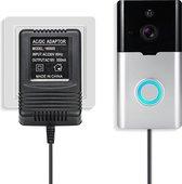 Adapter voor Ring en EKEN video deurbel 18V - 5m