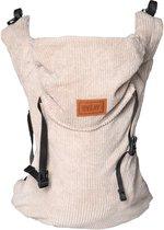 ByKay - Click Carrier Classic - Ribbed Velvet - Almond Sand