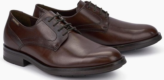 Mephisto SMITH Heren Gekleed Veterschoen - bruin - maat 40