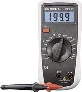 VOLTCRAFT VC135 Multimeter Digitaal CAT III 600 V Weergave (counts): 2000