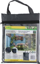 Kinzo Garden - Hoes voor hangparasol - Parasolhoes - Met trekkoord - 265x70cm