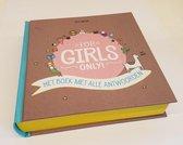 For Girls Only! 0 -   Het boek met alle antwoorden