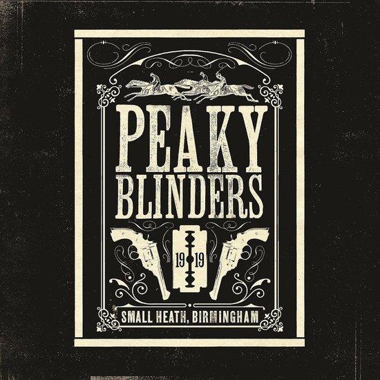 Peaky Blinders (Original Soundtrack, 2CD)