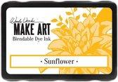 Stempelen - Wendy Vecchi Make art blendable dye ink pad sunflower - 1 stuk