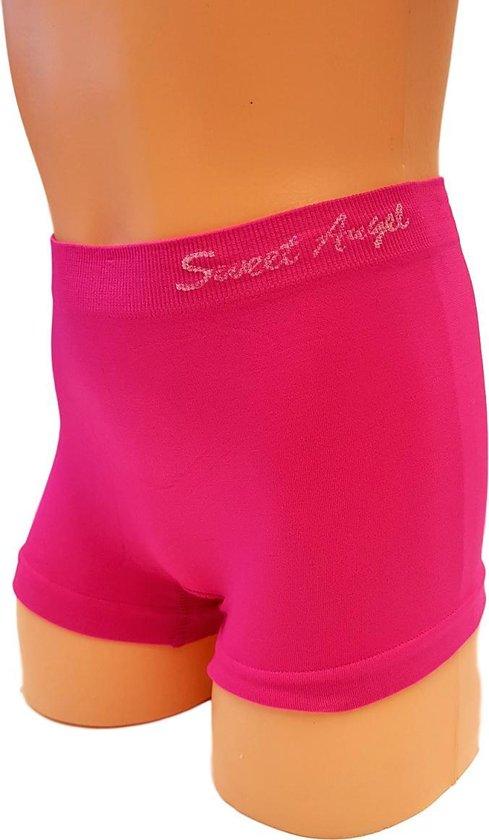 Sweet Angel Meisjes Boxershorts Multipack 12 Stuks Maat 122/140
