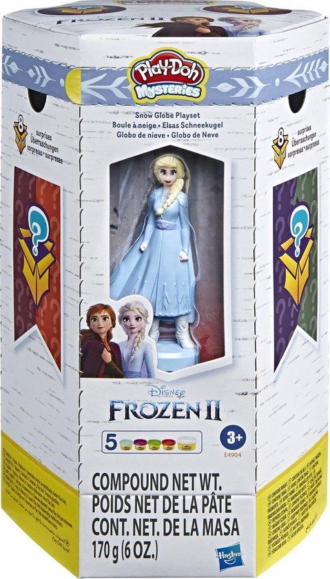 Play-Doh Frozen 2 Elsa – Klei Speelset