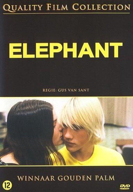 Cover van de film 'Elephant'