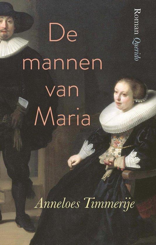 Boek cover De mannen van Maria van Anneloes Timmerije (Onbekend)