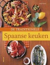 Boek cover De traditionele Spaanse keuken van Margit Proebst