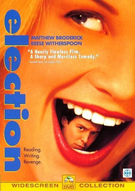 Cover van de film 'Election'