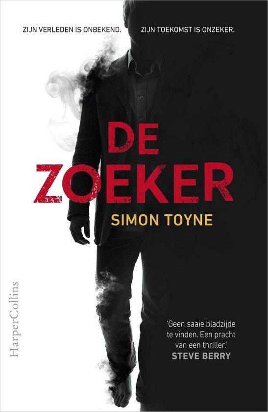 De zoeker - Simon Toyne | Readingchampions.org.uk