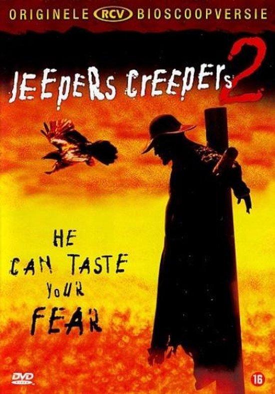 Cover van de film 'Jeepers Creepers 2'