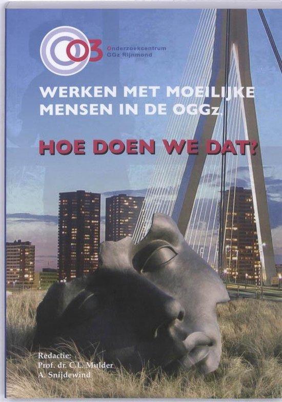 Werken met moeilijke mensen in deoGGz - C.L. Mulder pdf epub