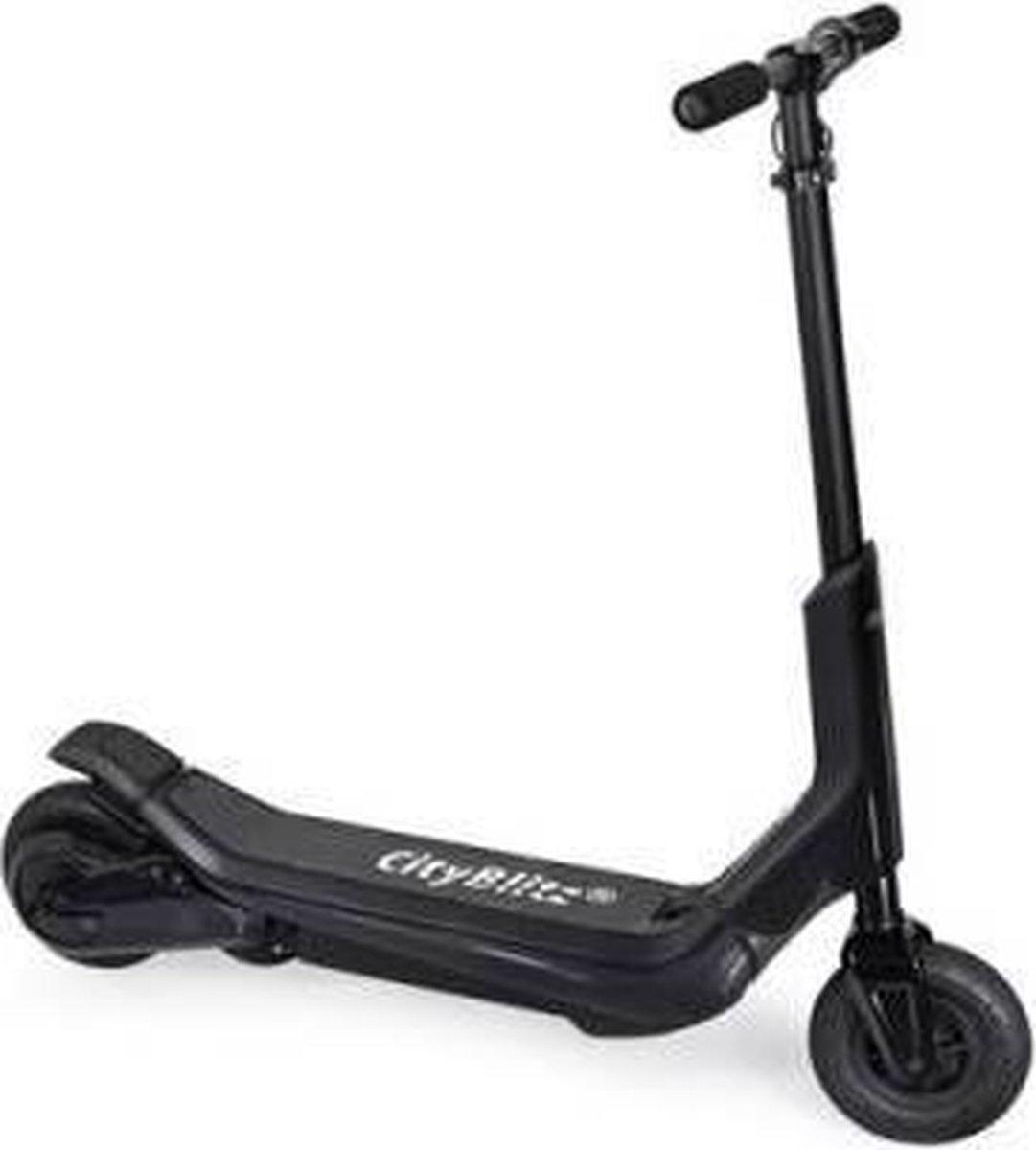 Cityblitz E-Scooter zwart
