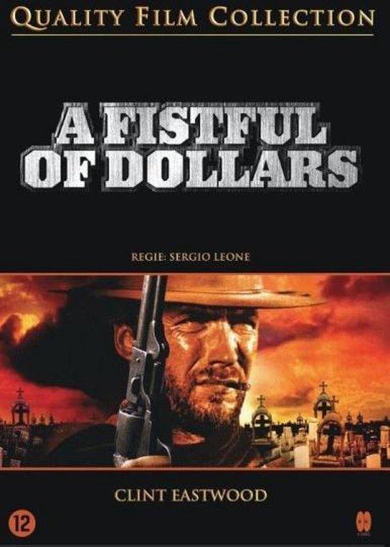 Cover van de film 'A Fistfull Of Dollars'