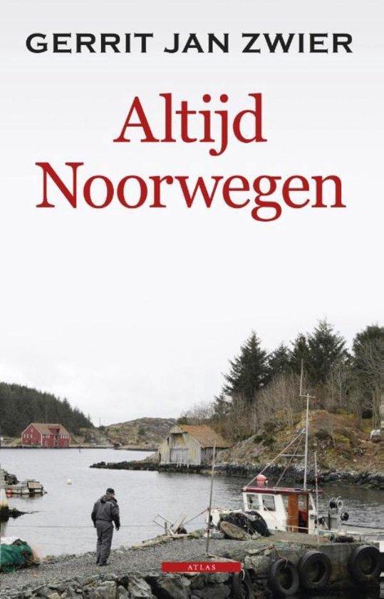 Altijd Noorwegen - Gerrit Jan Zwier |