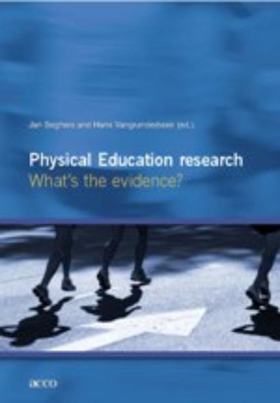 Physical Education Research - Jan Seghers |