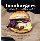 Boek cover Hamburgers van Steve Burggraf (Hardcover)