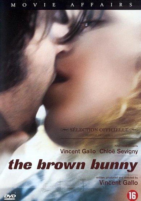Cover van de film 'Brown Bunny'