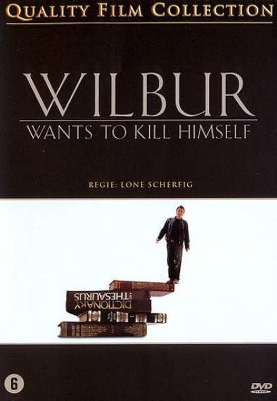 Cover van de film 'Wilbur Wants To Kill Hims'