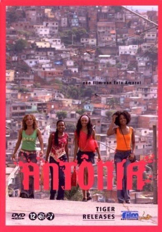 Cover van de film 'Antonia'