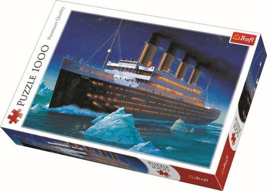 Trefl Puzzel 1000 Stuks - Titanic