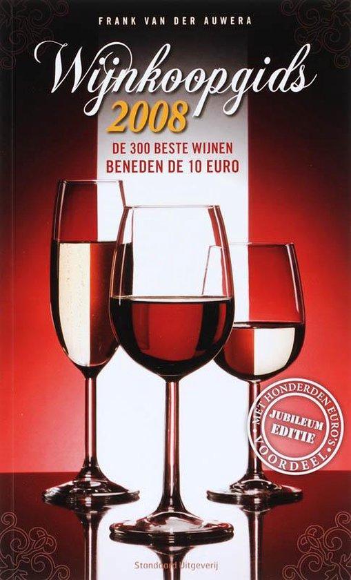 Cover van het boek 'Wijnkoopgids'