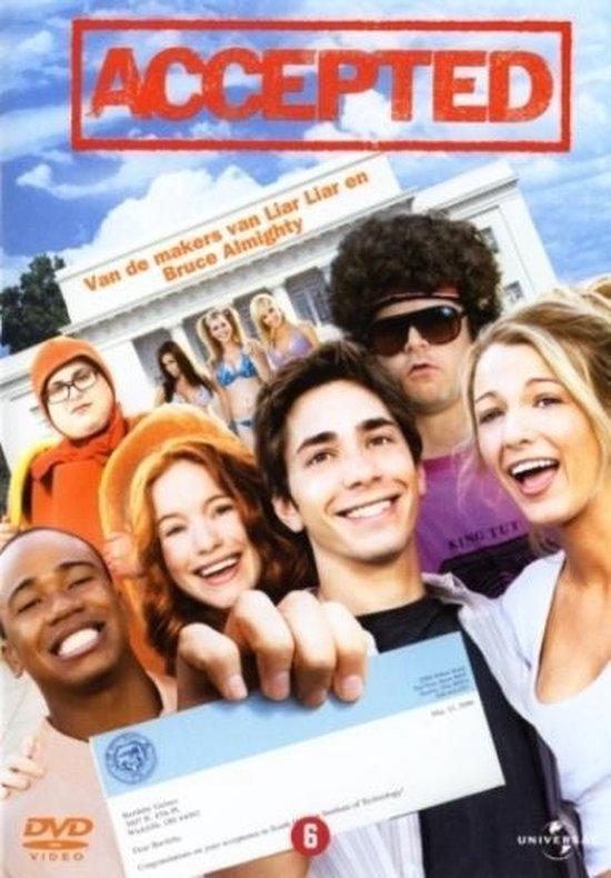 Cover van de film 'Accepted'