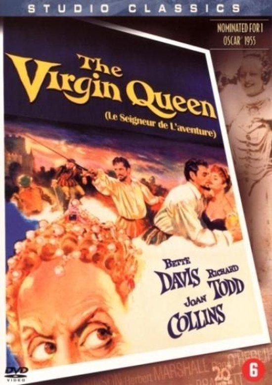 Cover van de film 'The Virgin Queen'