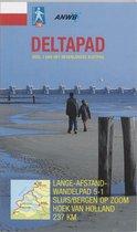 LAW-gids 5 - Het Nederlands Kustpad 1 Deltapad