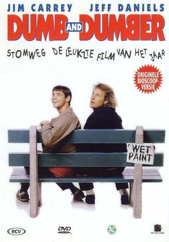 Cover van de film 'Dumb And Dumber'