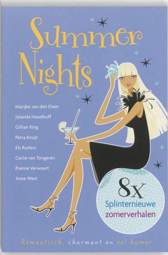 Summer nights - Marijke van den Elsen |