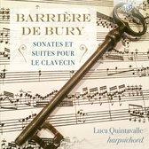 Barriere, De Bury: Sonates Et Suites Pour Le Clave