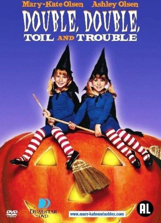 Cover van de film 'Double Double Toil & Trouble'
