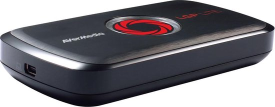AVerMedia 61GL3100A0AC - LGP Lite, 1-Click Video Capture