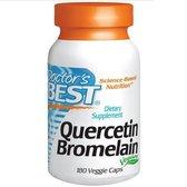 Quercetine bromelaïne (180 vegetarische capsules) - Doctor's Best