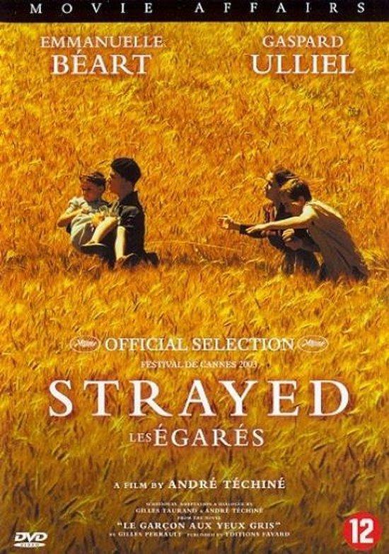 Cover van de film 'Strayed'