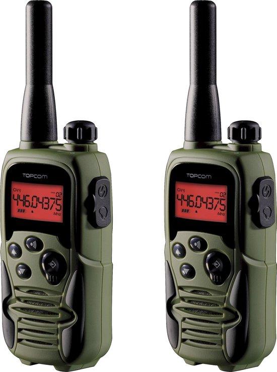 Topcom Twintalker 9500 Airsoft Edition - Walkie talkie