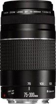 Canon EF 75-300mm f/4-5.6 III - Zwart