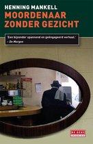Boekomslag van 'Inspecteur Wallander-reeks 1 - Moordenaar zonder gezicht'