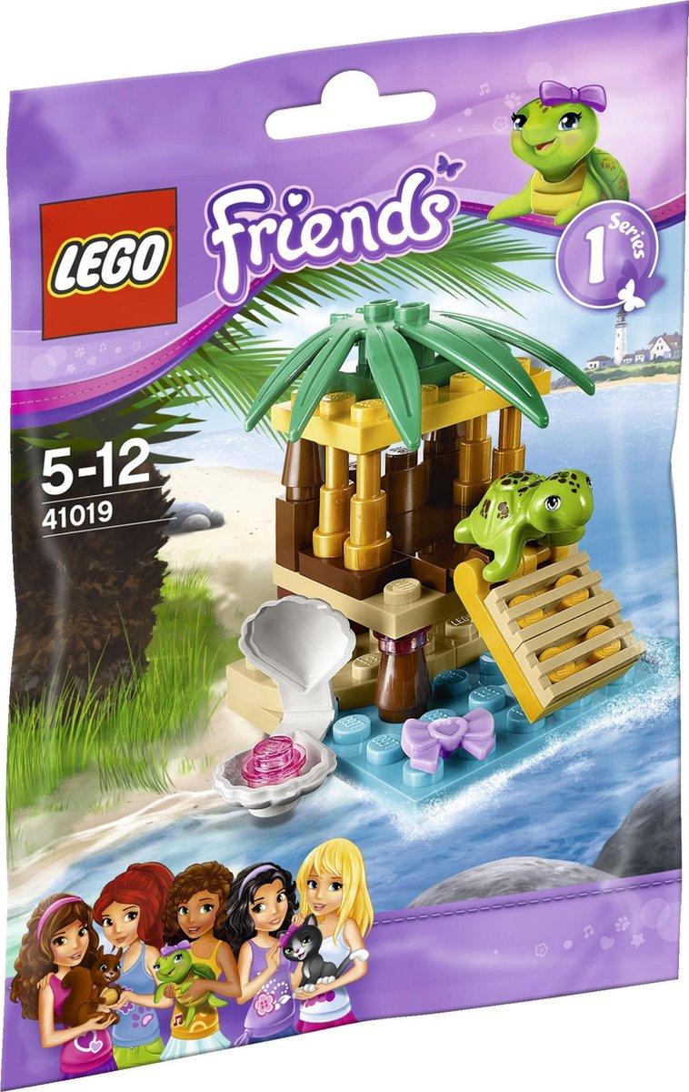 LEGO Friends De Vijver van Schildpad - 41019