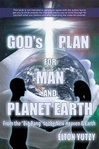Omslag God's Plan for Man and Planet Earth