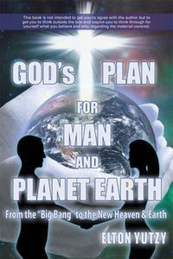 Omslag van God's Plan for Man and Planet Earth