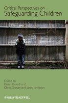 Omslag Critical Perspectives on Safeguarding Children