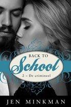 Back to school 2 - Back to school (2 - De crimineel)
